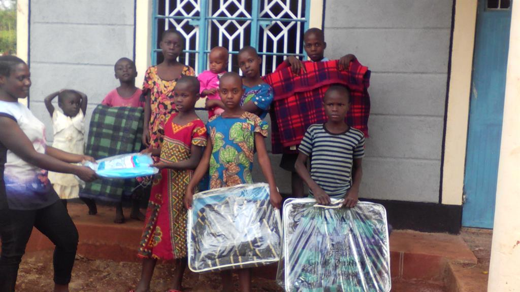 Mosquito Nets and Blankets
